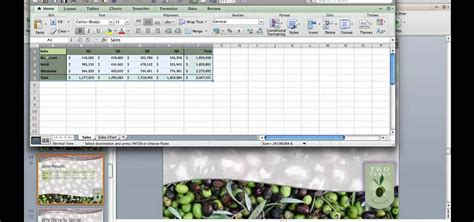 tutorial powerpoint for mac 2011 how to paste an excel table into a powerpoint for mac 2011