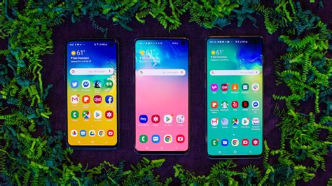 Samsung Galaxy S10 2 Apps At Once by Best Galaxy S10 Features You Need To Now Cnet