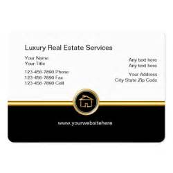 luxury real estate business cards luxury real estate business cards zazzle