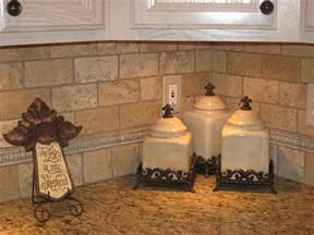 Unique Kitchen Canister Sets light travertine backsplash 134 turkish light