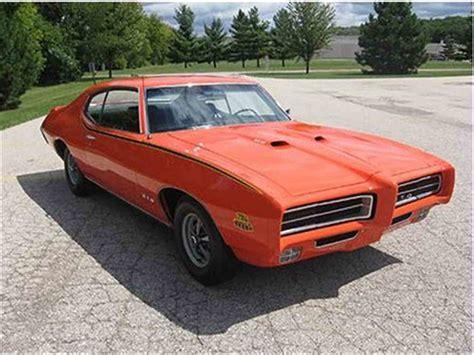 1969 pontiac gto for sale classiccars com cc 970645 1969 pontiac gto the judge for sale classiccars com cc 752993