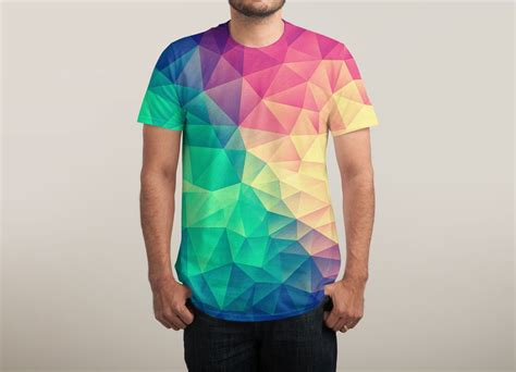 pattern t shirt hoodie color bomb by philipp rietz threadless
