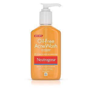 Jf Acne Protect Cleanser Bar neutrogena free acne wash salicylic acid acne