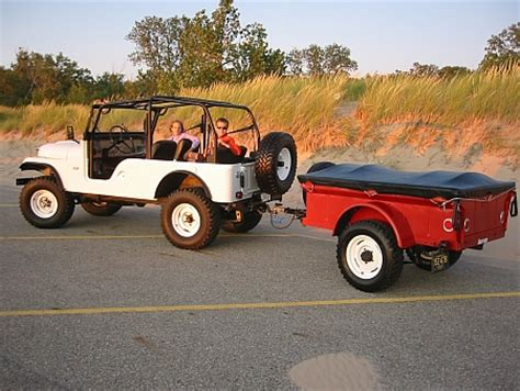 Bantam Jeep Trailer For Sale 1964 Jeep Cj 6 1950 Bantam Trailer For Sale