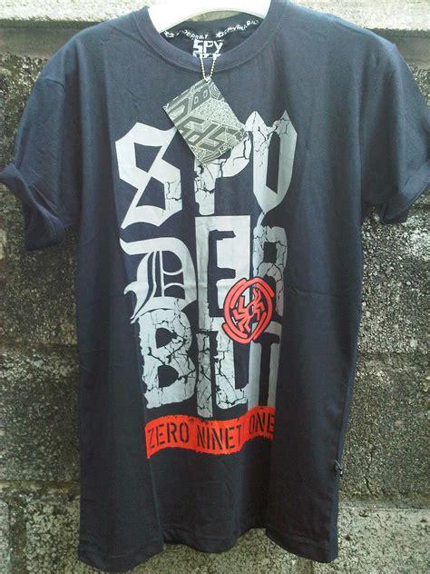 T Shirt Spyderbilt guys colection mode bali shop