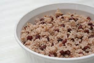 Jamaican rice and peas cook diary