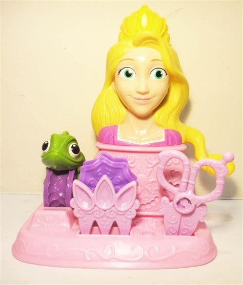 Dijamin Dough Princess Toys play doh rapunzel hair designs disney princess
