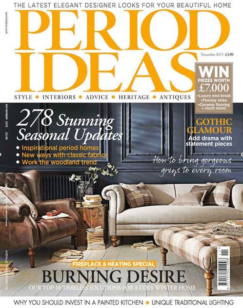 top 100 interior design magazines you must list