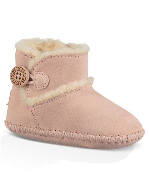 Summerfincor Boot Sunsh Baby Pink ugg 174 lemmy ii suede crib shoes dillards