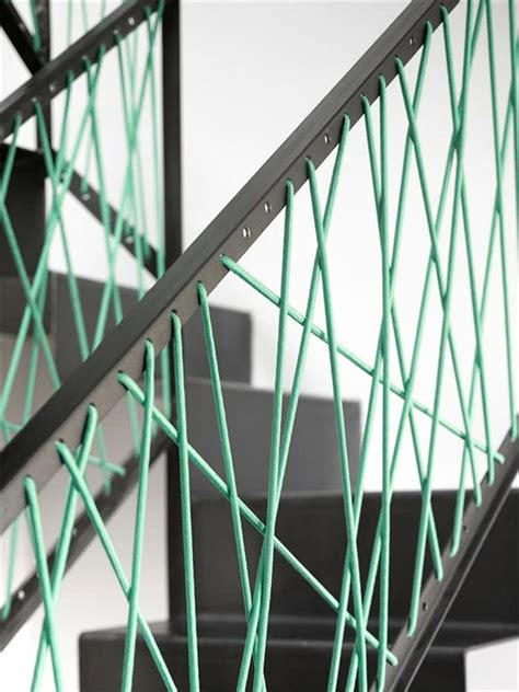 ringhiera design corrimano e ringhiere per scale dal design moderno