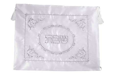 challah cover with fringes sales up