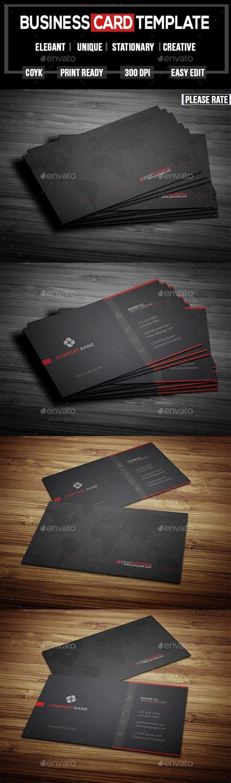 rate card template psd 17 best images about business card inspiration on