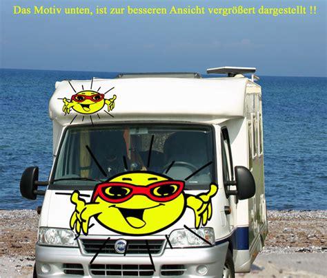 Wohnmobil Aufkleber Sonne by Sonnen Aufkleber F 252 R Das Wohnmobil Oder Als Wandtattoo