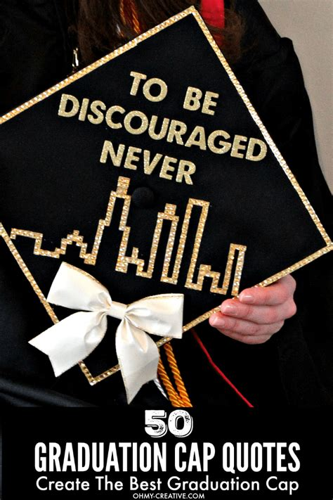 graduation hat the creative den 50 graduation caps ideas and quotes oh my creative