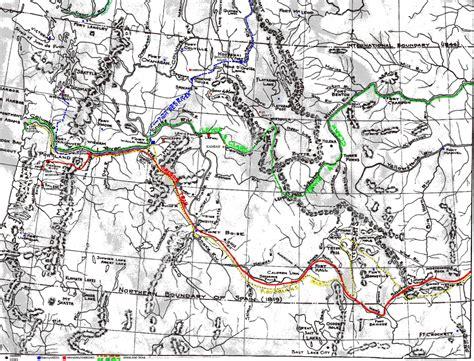 map of oregon oregon maps of the oregon trail oregon