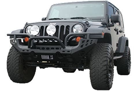 Jeep Front Bumper Aries Jeep Bumpers Aries Jeep Front Rear Bumper