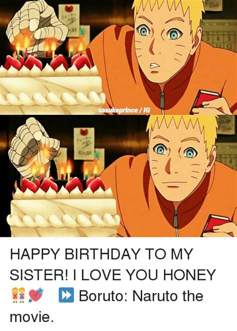 boruto uzumaki birthday 25 best memes about happy birthday naruto and birthday