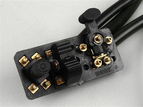 Terminal Kabel Vespa Px licht schalter piaggio vespa px 80 125 150 200 alt 9 kabel scheinwerfer 4250366688718 ebay