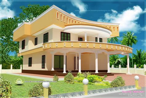 unique homes plans unique home design in kerala kerala home design and