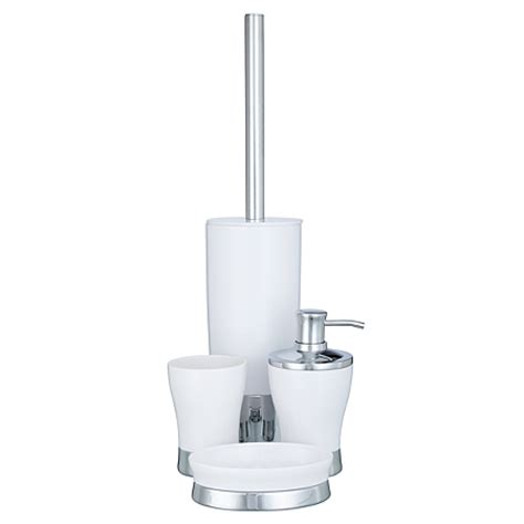 asda bathroom accessories bathroom range chrome and white interdesign bathroom