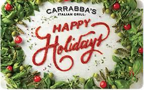 Carrabba S Gift Card Balance Check - order restaurant gift cards from carrabba s italian grill
