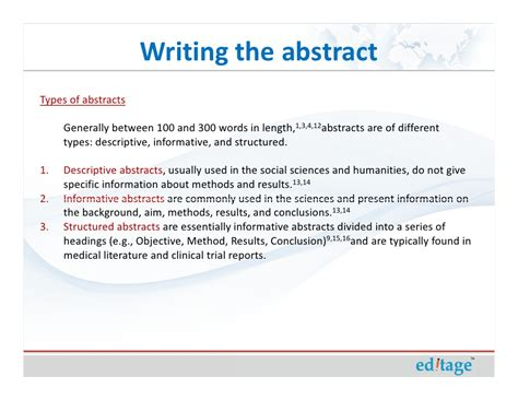 how to write an abstract for a paper how to write an abstract for a paper future effective cf