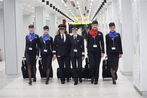 airline cabin crew air serbia makes history with all in flight
