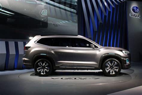 Subaru Ascent 2020 by 2020 Subaru Ascent Redesign Concept Release Date Price