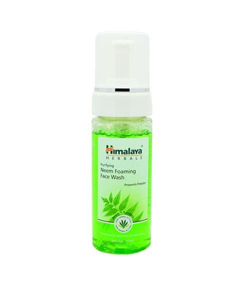 Himalaya Herbals Purifying Neem Foaming Wash himalaya himalaya herbals himalaya herbals purifying neem foaming wash pakcosmetics