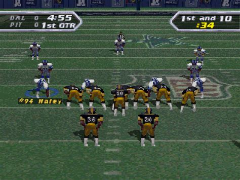 nfl quarterback club  ps sports video game reviews