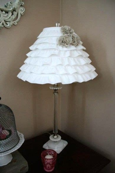 Ruffle L Shade by 1000 Ideas About Ruffle L Shades On Burlap L Shades Diy Ls And L Shade