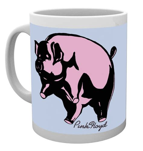 Kaos Pink Floyd Pf 14 pink floyd the wall pf14 mug cup buy at europosters