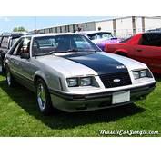 1984 Mustang GT Hatchback