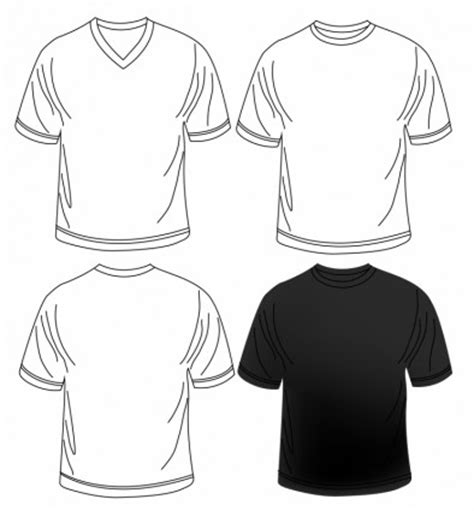 Kaos V Neck The Used Logo 1 Vnk Afq55 blank t shirt vector misc free vector free