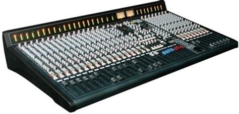 Allen Unlikely Choice Of Chanel by Allen Heath Gs R24m Studio Recording Mixer With