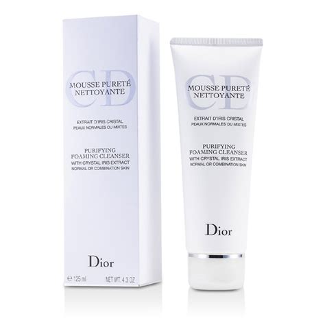 Purifying Cleanser Normal To christian purifying foaming cleanser normal combination skin fresh
