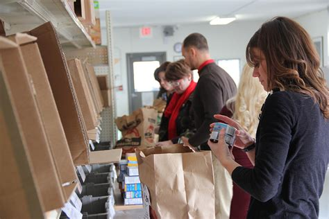 Dmarc Food Pantry by Dmarc Hosts Downtown Chamber Lunch Learn And Volunteer
