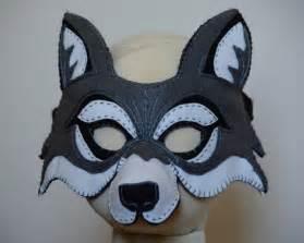 Wolf Mask Wolf Mask Pdf Pattern