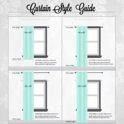 Floor To Ceiling Curtains Length 1000 Ideas About Curtain Length On Curtains