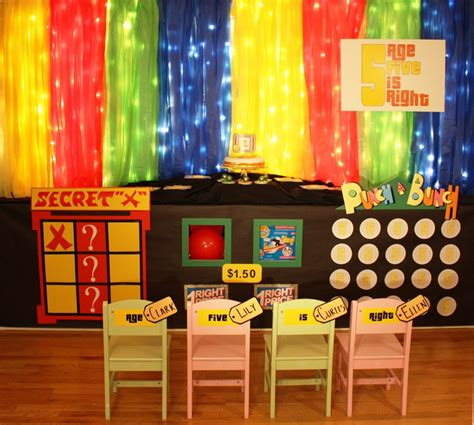 theme to definition game show 13 best images about price is right party inspiration on