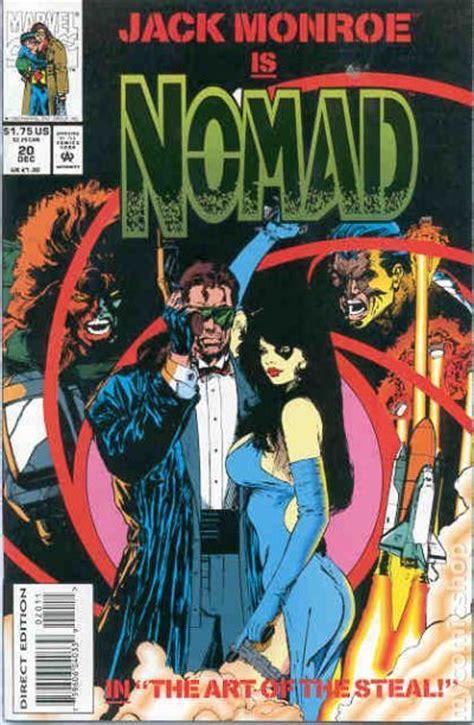 nomad marvel nomad 1992 comic books