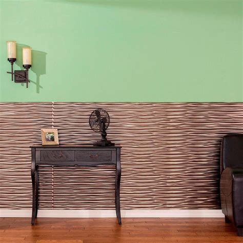 fasade 96 in x 48 in audrey decorative wall panel in fasade 96 in x 48 in dunes horizontal decorative wall
