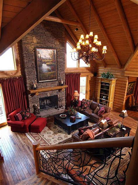 log cabin living room decor log cabin interior decorating log cabin airplane decor