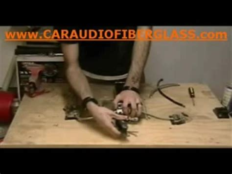 how to hook up a audio capacitor how to hook up a capacitor car audio fiberglass on vimeo