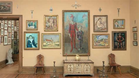picasso paintings barnes foundation cultural economics workshop collectors arts econ
