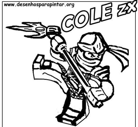 lego ninjago coloring pages cole zx free coloring pages of cole zx ninjago