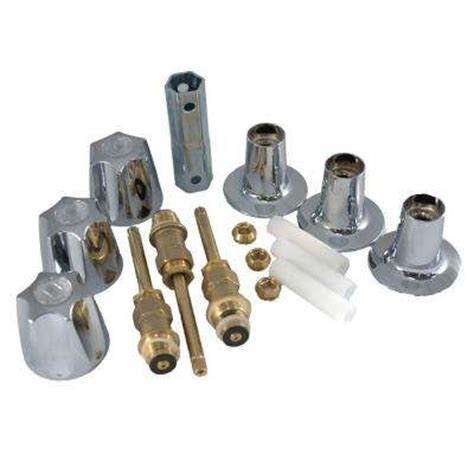 handles levers controls faucet parts repair the