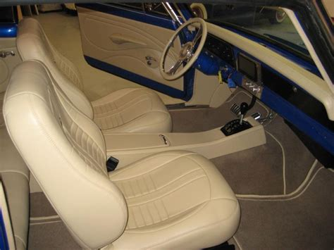 Interior Upholstery For Cars by Auto Upholstery Repair Classic Car Restoration Shop