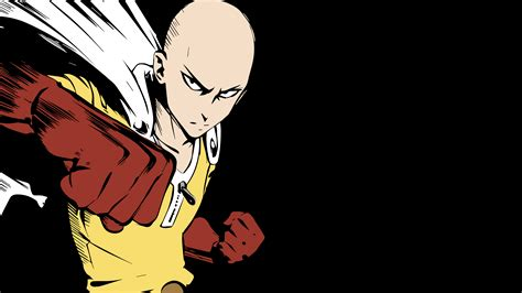 wallpaper hd anime one punch man saitama one punch man vector wallpaper by max028 on