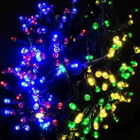 led solar powered fairy lights 20m led string solar lights 200 led solar powered
